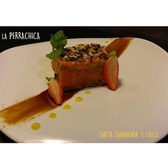 Tartas: Carta de Restaurante La Perrachica