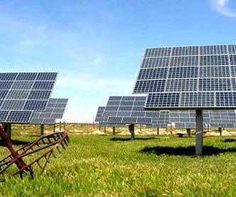 Energía fotovoltaica: Servicios de Climatizaciones Costablanca, S.L.