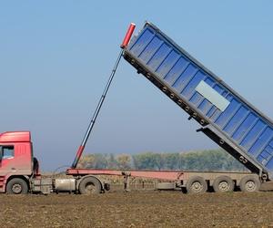 Transporte alimenticio para animales a granel