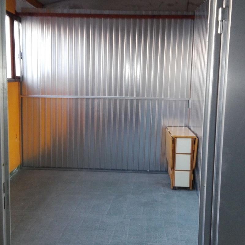 Servicio Guardamuebles : Servicios de Transportes Marín González