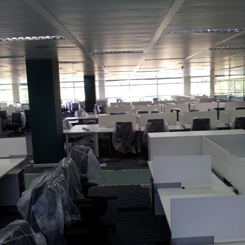Limpiezas de obras: SERVICIOS Y PRODUCTOS de Val Servicios, S.L.