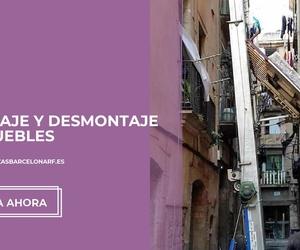 Ofertas de mudanzas en Badalona | RF Mudanzas