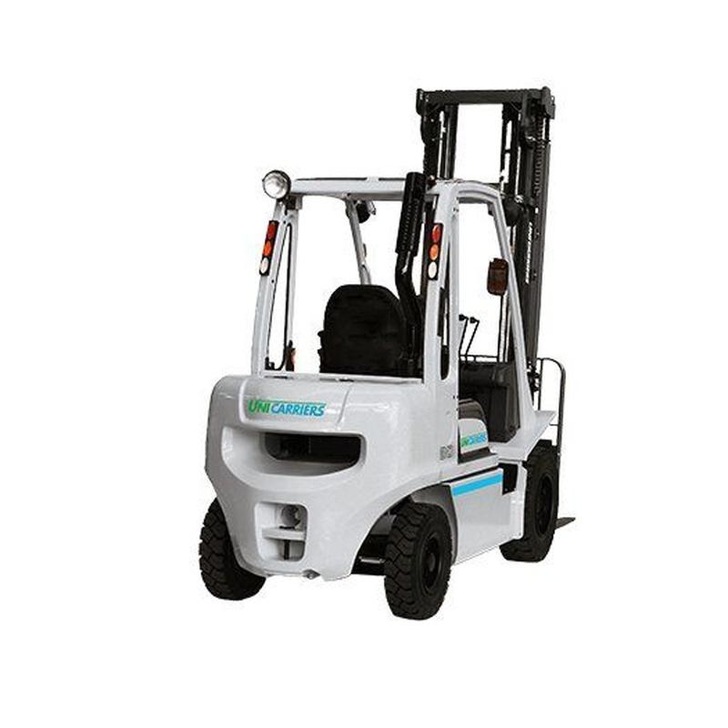 Carretillas elevadoras contrapesadas térmicas diesel / LPG: Productos de Orenchat, S.L.