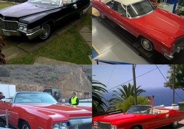 Alquiler de vehículos clásicos con conductor