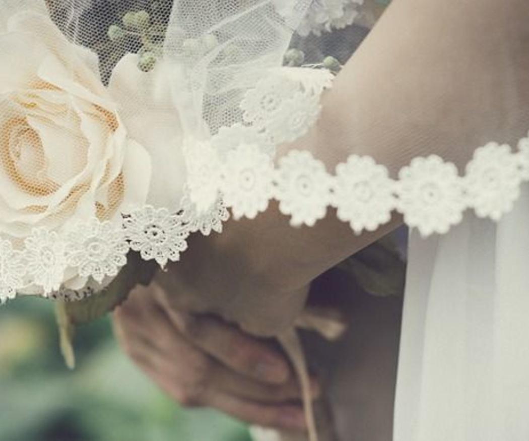 El vestido de novia en una ceremonia civil