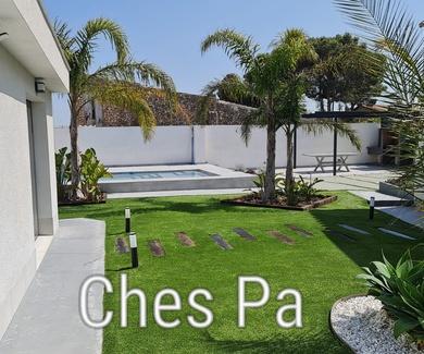 En Ches Pa, creamos y mantenemos tu espacio.