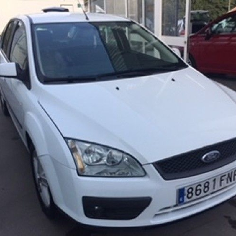 FORD FOCUS 1.8 TDCI: Coches de Evolutions Cars