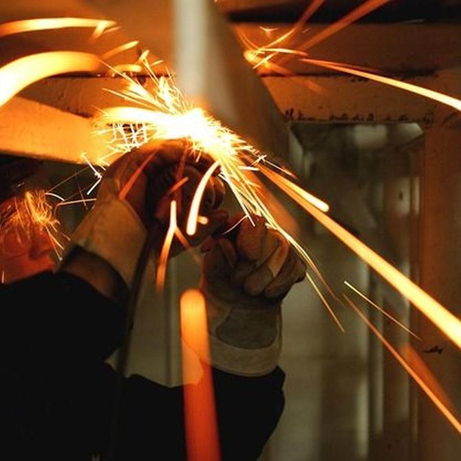 Corte del acero, diferentes tipos y ventajas