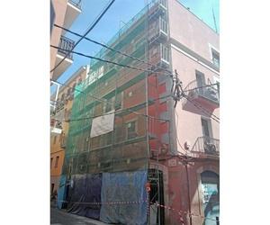 Reforma integral de edificios en Tarragona