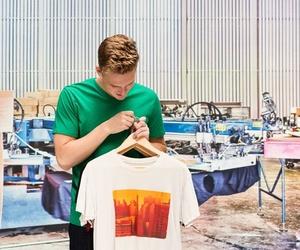 Camisetas serigrafiadas en La Rioja
