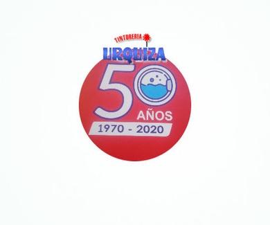Tintorería Urquiza: 50 años con vosotros