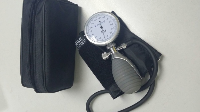 Esfigmomanómetro o tensiómetro