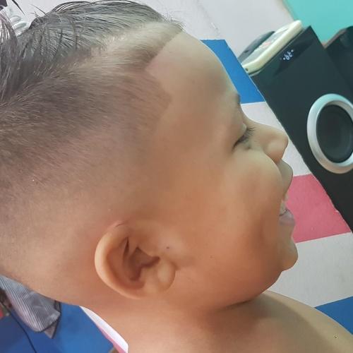 Los niños también son adictos a nuestra pelu
