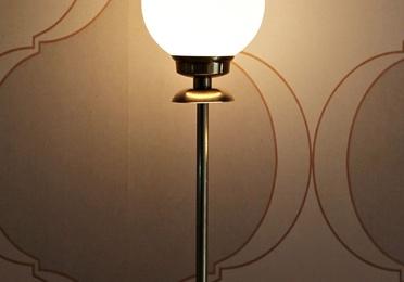 Lámpara francesa años 50