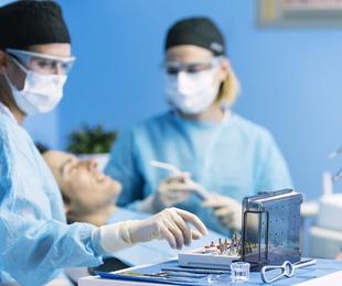 Cirugía Maxilofacial y Oral