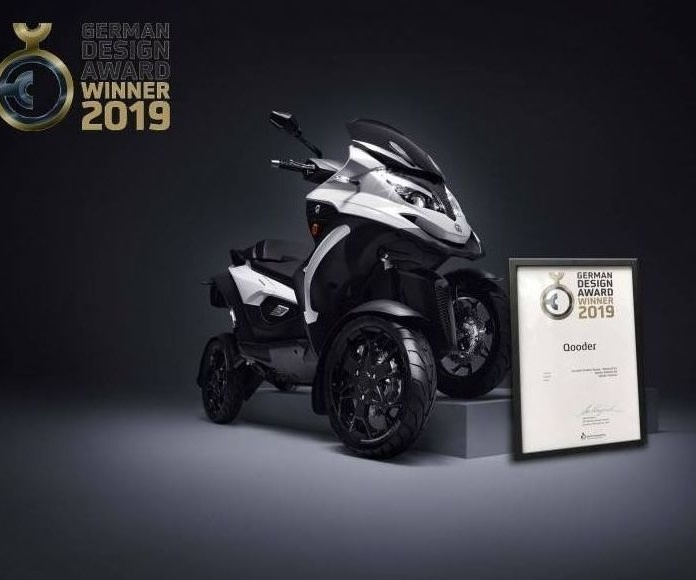 Moto de 4 ruedas Qooder en Las Rozas de Madrid y Alcobendas
