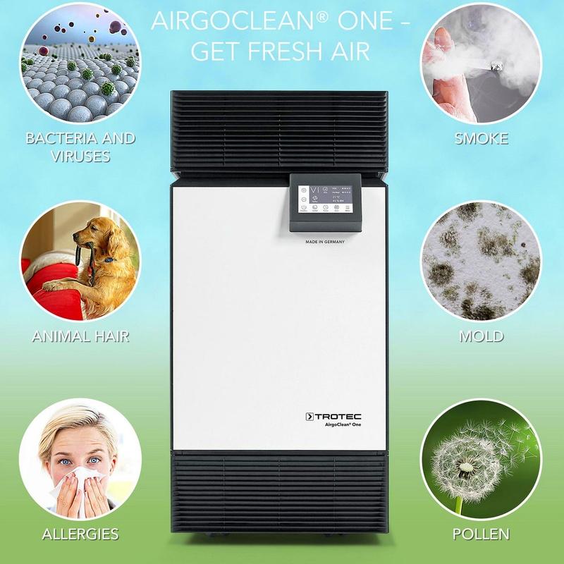HOME CONFORT  Airgo Clean One:  de Globalair