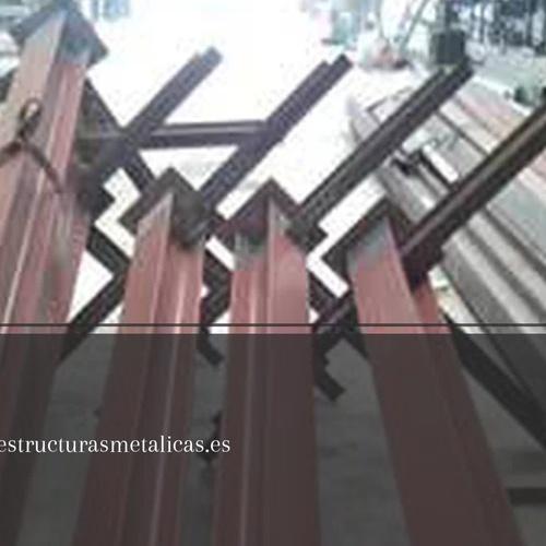 Estructuras metálicas en Cádiz | Fmera-Vejer