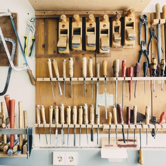 ¿Cuáles son las herramientas imprescindibles en cualquier hogar?