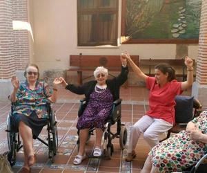 Residencia geriátrica en Carrión de los Condes, Palencia