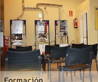 Contrato de mantenimiento oficial de calderas: Tienda online y servicios de Servicio Tecnico Urueña, S.L.