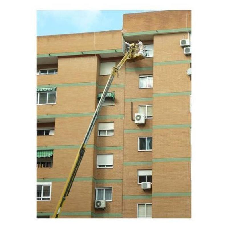 Rehabilitación de fachadas: Servicios de Villaverde Soluciones Integrales