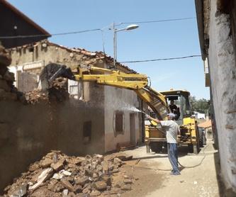 Excavaciones: Servicios de Excavaciones DGP