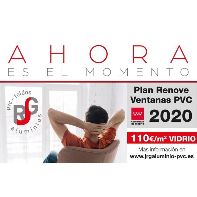 Plan Renove de Ventanas en la Comunidad de Madrid