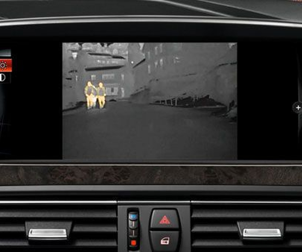 Sistemas de cámaras de BMW