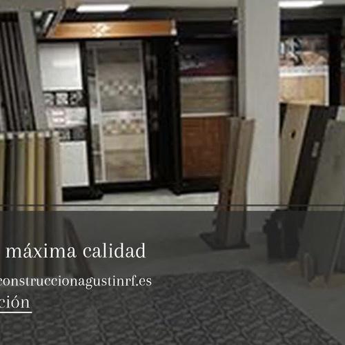 Materiales de construcción Granada   Materiales Construcción Agustín RF