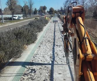 Servicios de obra: Servicios de Excavaciones López