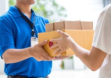 Servicio de envíos