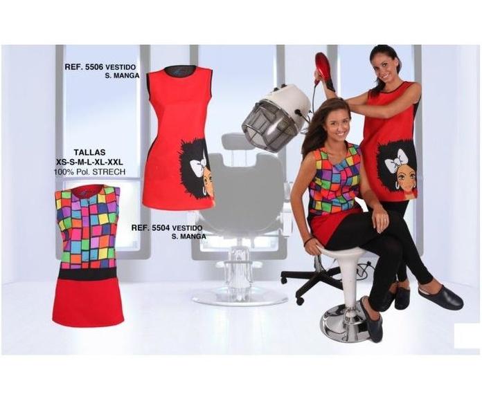 Vestidos y Pichis: Ropa de Trabajo de Uniformespuntocom-grancanaria