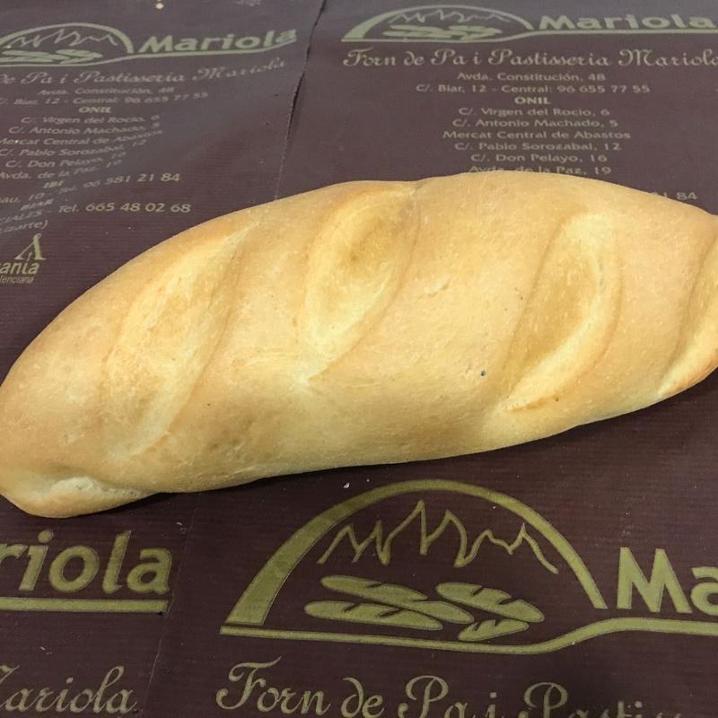 Panadería: Servicios de Panadería Mariola