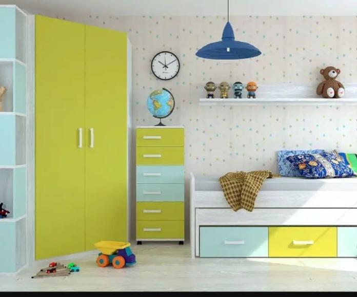 Dormitorios de Matrimonio y Juveniles: Productos de Muebles & Elesctrodomésticos