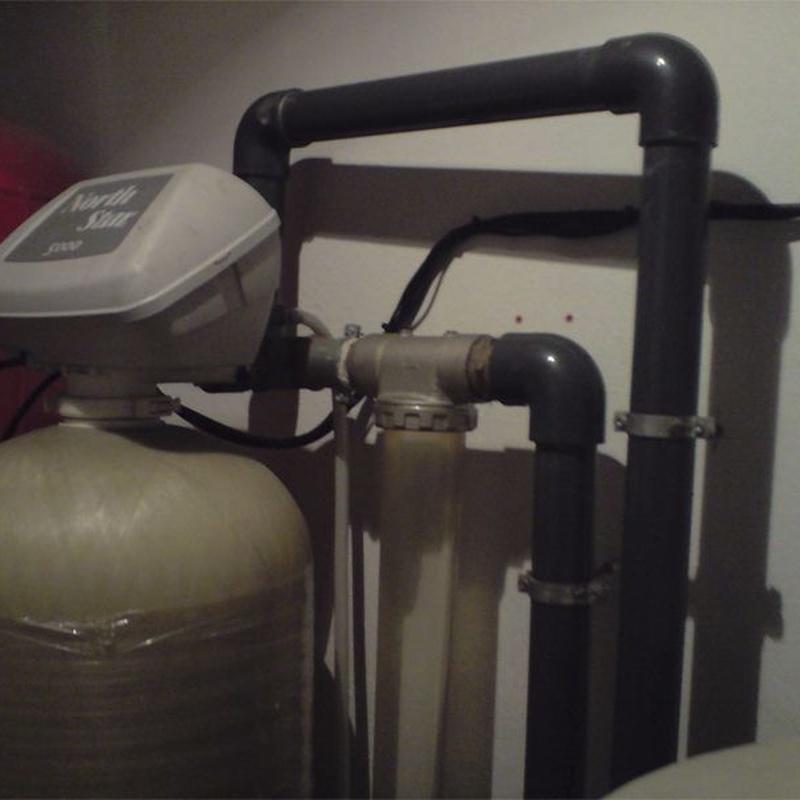 Descalcificadores industriales: Servicios/Venta de equipos de Instalaciones Alba