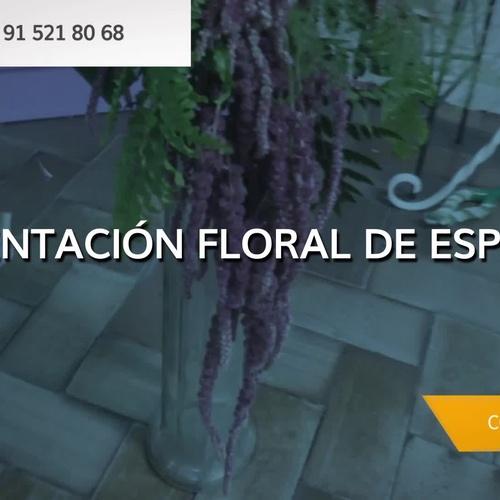Ramos de flores en Madrid centro | El Jardín de Churruca