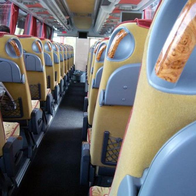 Cómo prevenir los mareos en los viajes en autocar