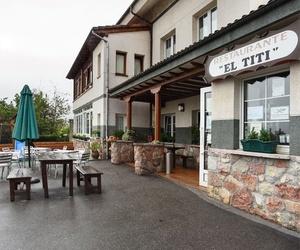 Fachada del restaurante El Titi
