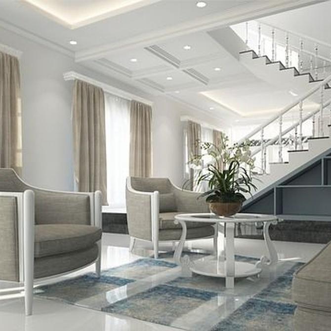 Cuatro claves para un buen proyecto de decoración de interiores