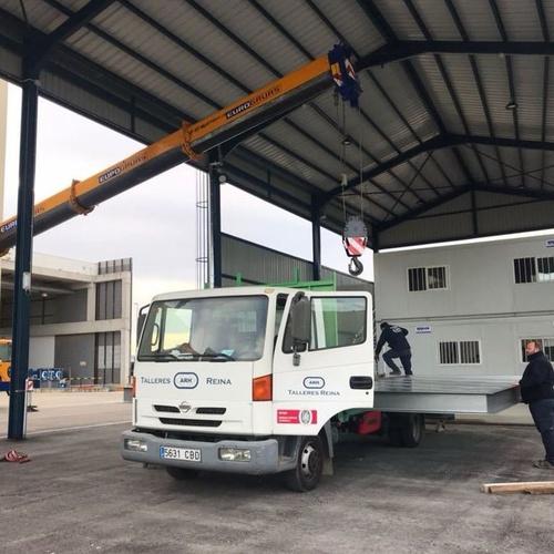 Mantenimiento industrial en Sevilla | Talleres Antonio Reina