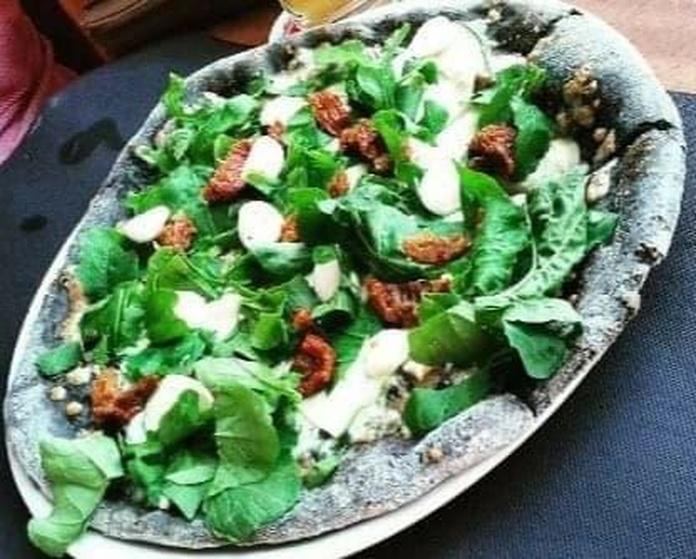 Ensaladas: Carta de Rustico Pizza e Vino