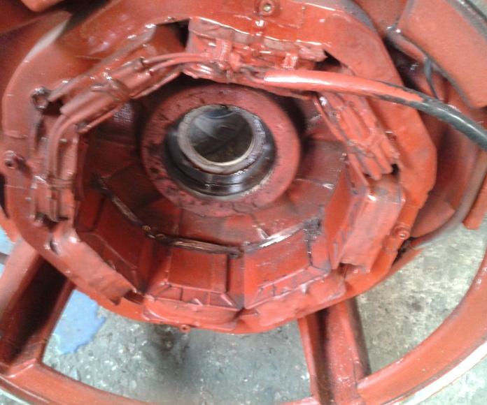 Reparación y bobinado : Servicios de Talleres Tomas Pascual