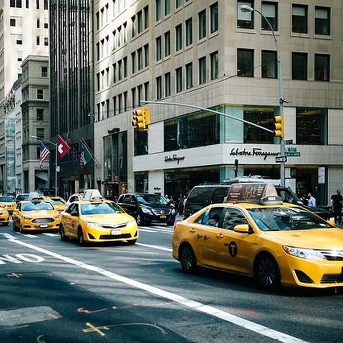 Claves a tener en cuenta para parar un taxi en la calle