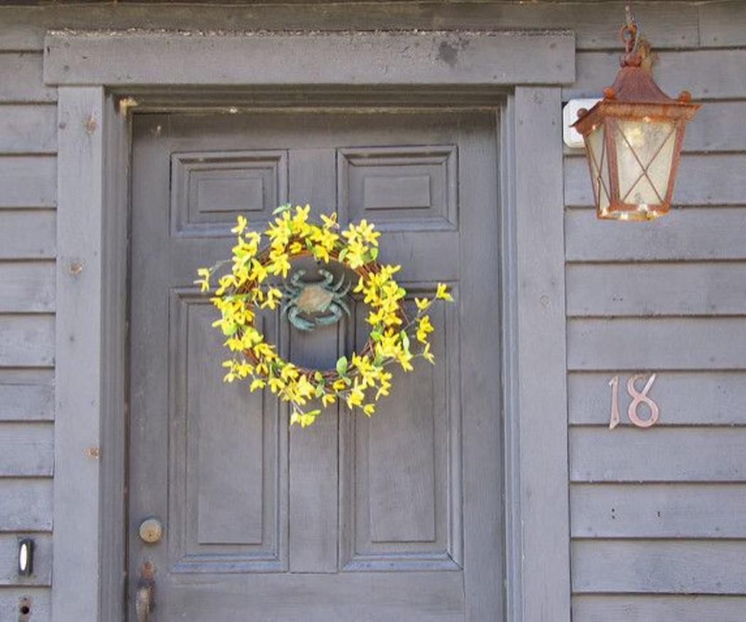 Ideas decorativas para tu puerta