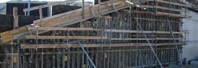 Construcción de depuradoras