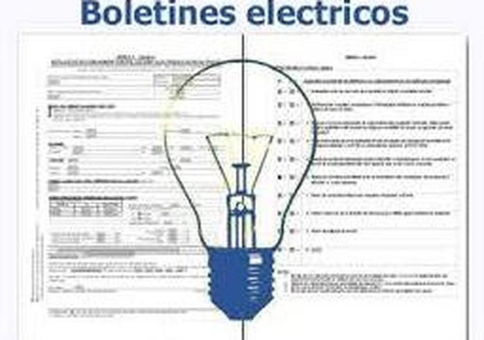 Boletines: Electricidad de Electricidad Soto Delgado, S.L.