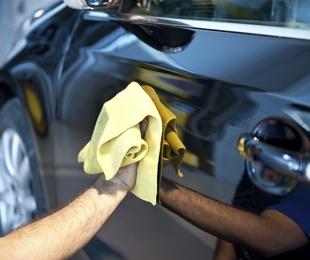 Limpieza del vehículo a domicilio