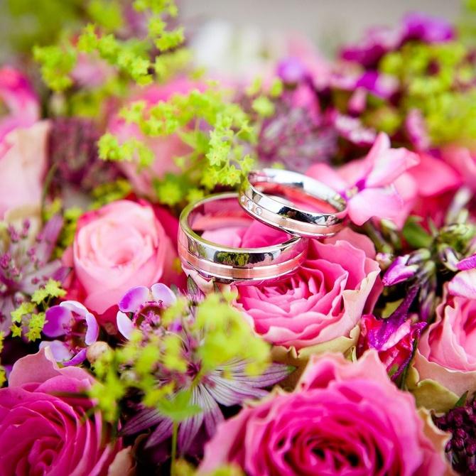 El importante papel de las flores el día de tu boda