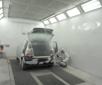 Mecánica general: Servicios de Carjumotor